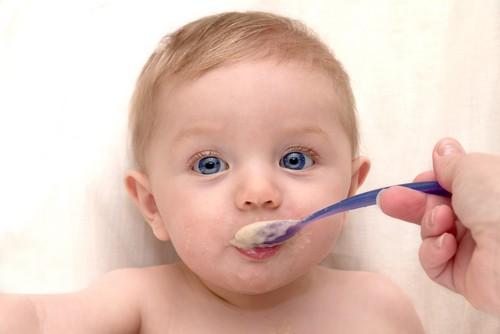 Niewiele niemowląt od razu akceptuje wszystkie potrawy